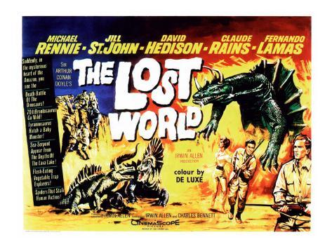 The Lost World, 1960 Photo