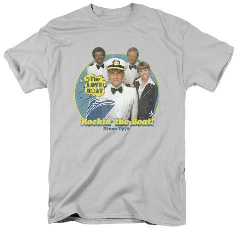 The Love Boat - Rockin' the Boat T-Shirt