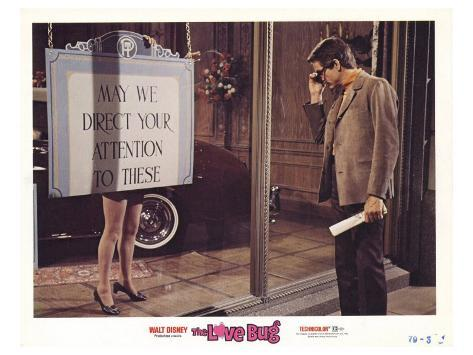 The Love Bug, 1969 アートプリント