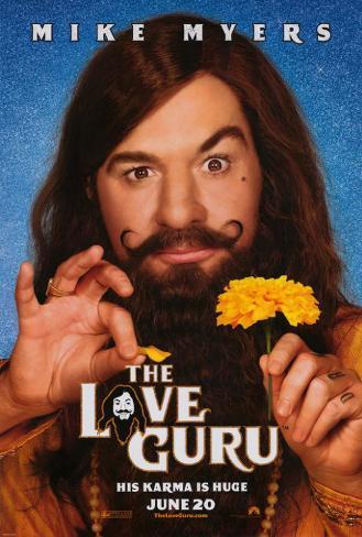 The Love Guru Impressão original