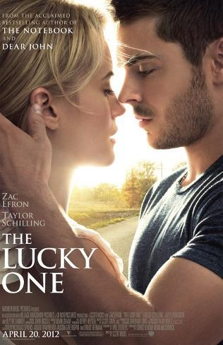 The Lucky One Double-sided poster