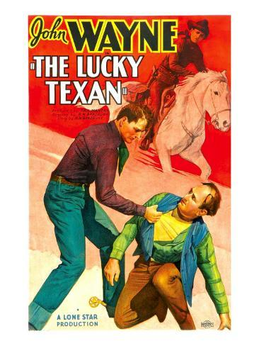 The Lucky Texan, John Wayne, 1934 Photo