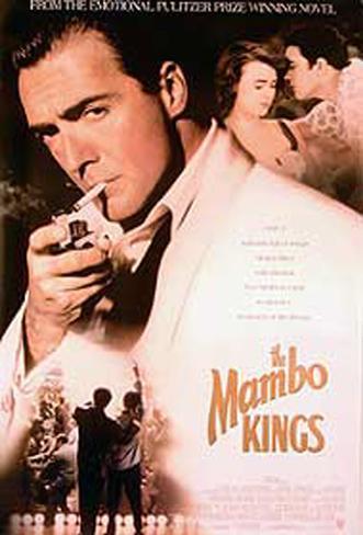 The Mambo Kings Original Poster
