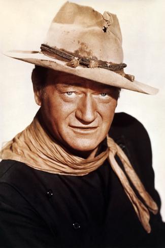 The Man Who Shot Liberty Valance 1962 Directed by John Ford John Wayne Photo