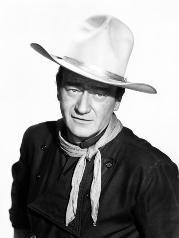 The Man Who Shot Liberty Valance, John Wayne, 1962 Photo