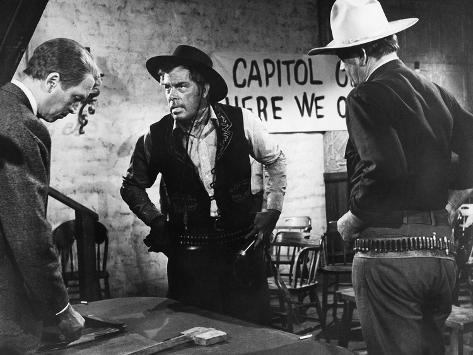 The Man Who Shot Liberty Valance Fotografia