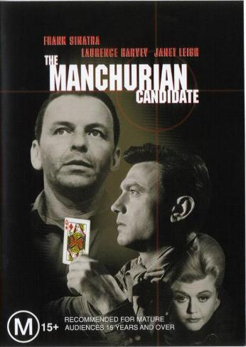 The Manchurian Candidate (2004) Lámina maestra