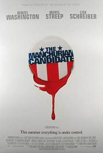 The Manchurian Candidate Original Poster