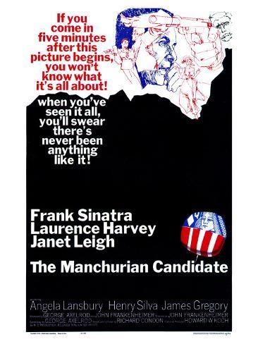The Manchurian Candidate Premium Giclee Print