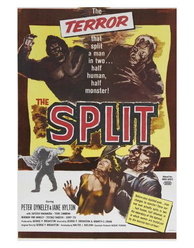 The Manster - 1962 Stampa giclée