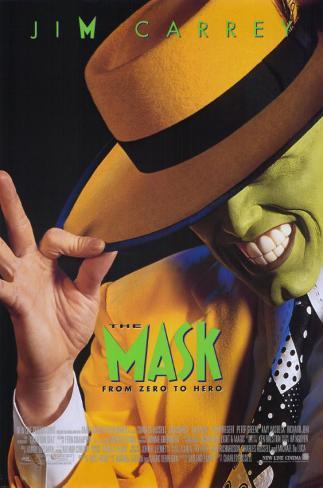 The Mask Masterprint