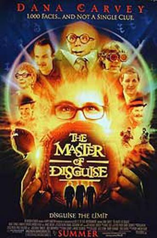 The Master Of Disguise Original Poster
