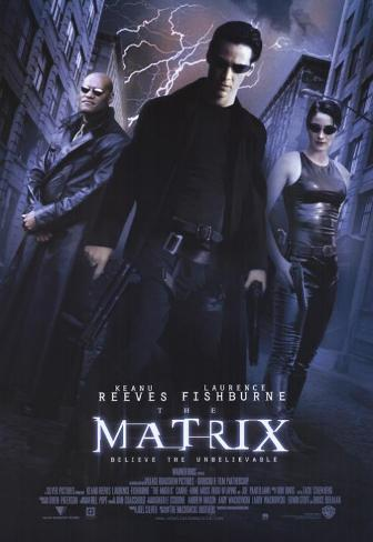 The Matrix Masterprint