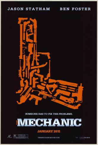 The Mechanic Masterprint