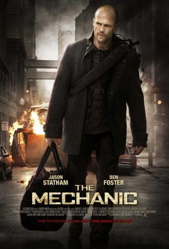 The Mechanic Poster