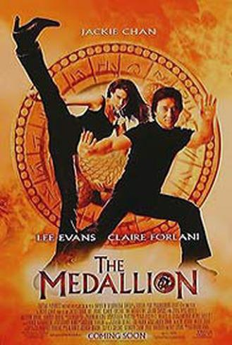 The Medallion Original Poster