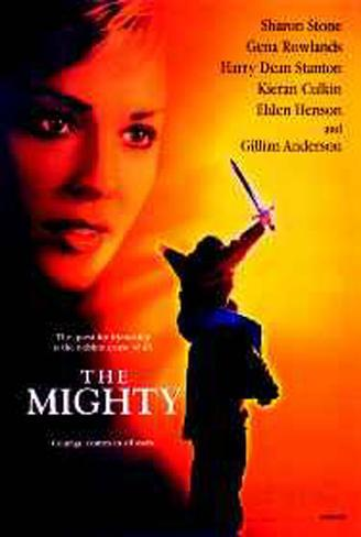 The Mighty Póster original