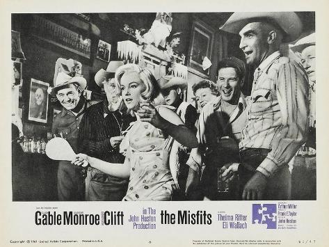 The Misfits, 1961 Art Print