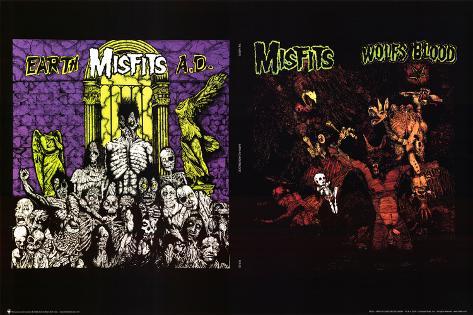 Misfits Earth Ad