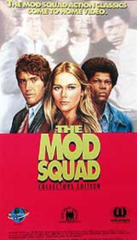 The Mod Squad Original Poster