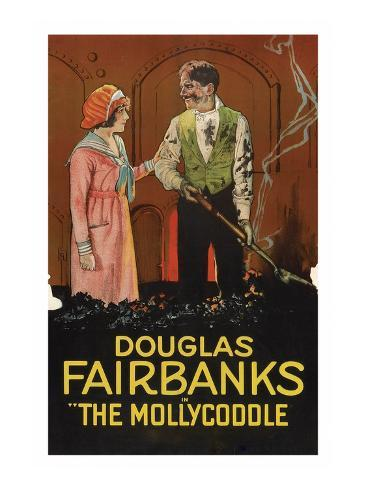 The Mollycoddle Art Print