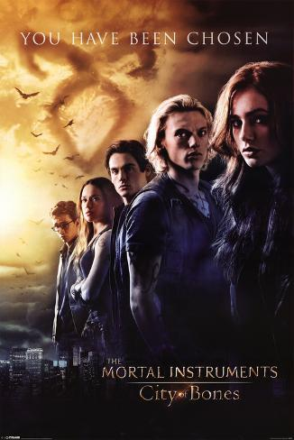 The Mortal Instruments City Of Bones (Chosen) Poster