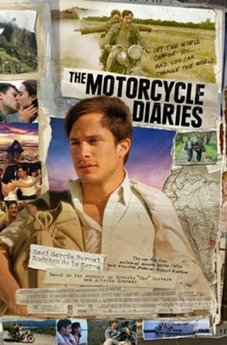 The Motorcycle Diaries Pôster dupla face