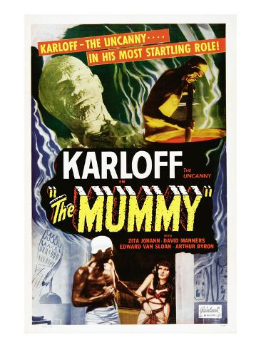 The Mummy, 1932 Photo