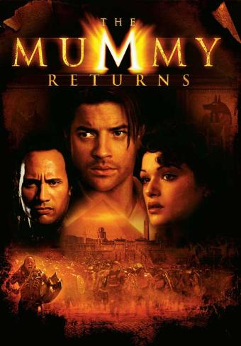 The Mummy Returns Masterprint