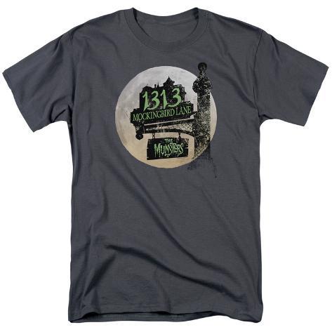 The Munsters-Moonlit Address T-Shirt