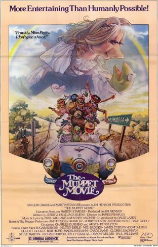 The Muppet Movie Masterprint