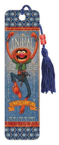 The Muppets Animal Beaded Bookmark Bookmark