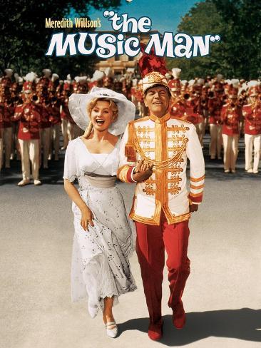 The Music Man, 1962 Premium Giclee Print