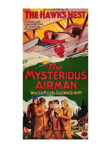 The Mysterious Airmen - the Hawks Nest Art Print