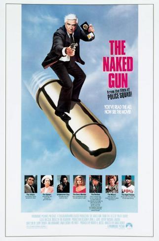 The Naked Gun Masterprint