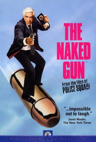 The Naked Gun Pôster
