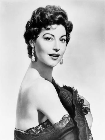 The Naked Maja, Ava Gardner, 1958 Photo