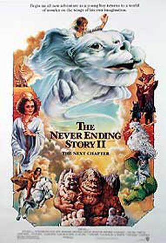 The Never Ending Story 11 Original Poster