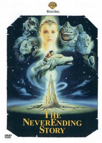 The Neverending Story Masterprint