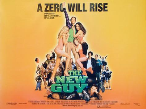 The New Guy Original Poster