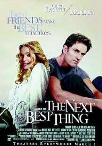 The Next Best Thing Original Poster