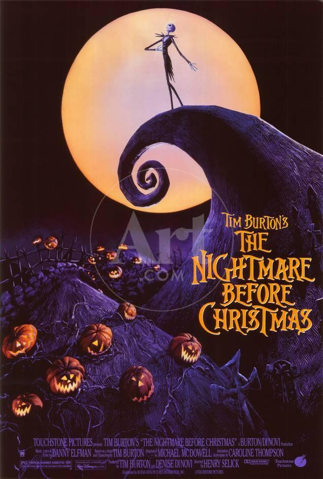 The Nightmare Before Christmas Prints At Allposters