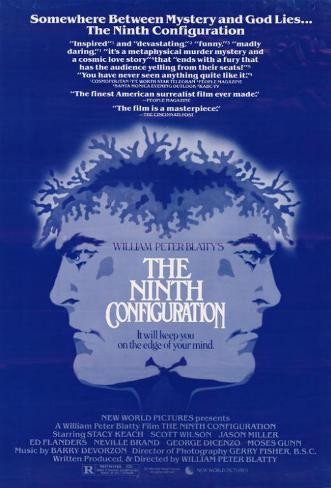 The Ninth Configuration Masterprint