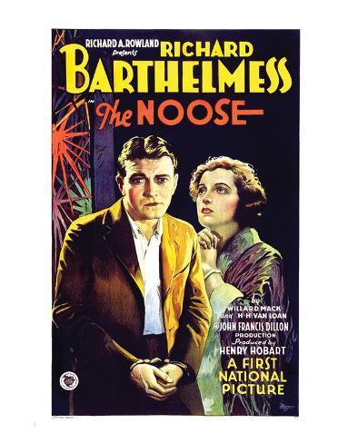 The Noose - 1928 Lámina giclée
