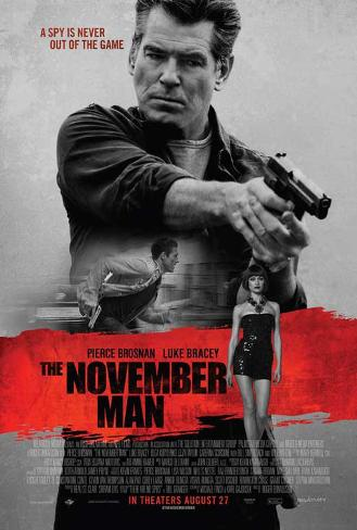 The November Man Masterprint