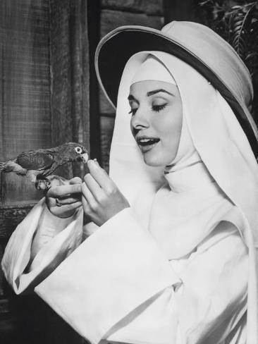 The Nun's Story, 1959 Photographic Print