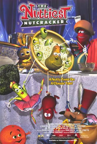 The Nuttiest Nutcracker Poster