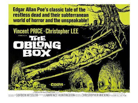 The Oblong Box, 1969 Foto
