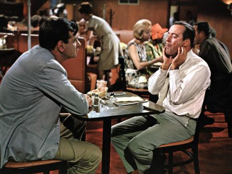 The Odd Couple, Walter Matthau, Jack Lemmon, 1968 Fotografía