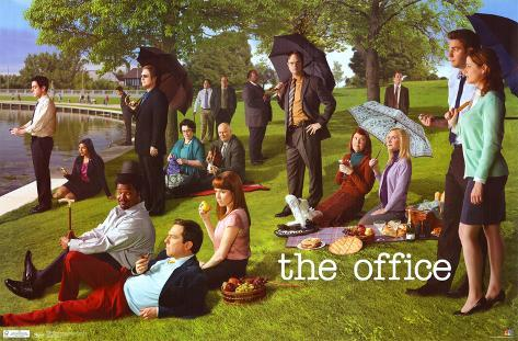 The Office - Staff Poster